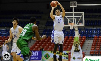 Tiebreaker Times Tyler Tio gains hot hand in the fourth, powers Ateneo's 32-point beatdown of UV in PCCL ADMU Basketball News  William Navarro University of Visayas Green Lancers Tyler Tio SJ Belangel Michael Maestre Lassina Coulibaly Jan Cabahug Gary Cortes Gabby Severino Dwight Ramos Angelo Kouame 2020 PCCL National Championship