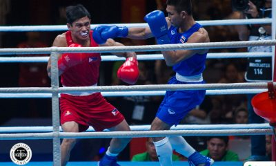 Tiebreaker Times Ian Clark Bautista ousted from OQT by SEAG tormentor 2020 Tokyo Olympics Boxing News  Ian Clark Bautista 2020 Asia and Oceania Olympic Boxing Qualifiers