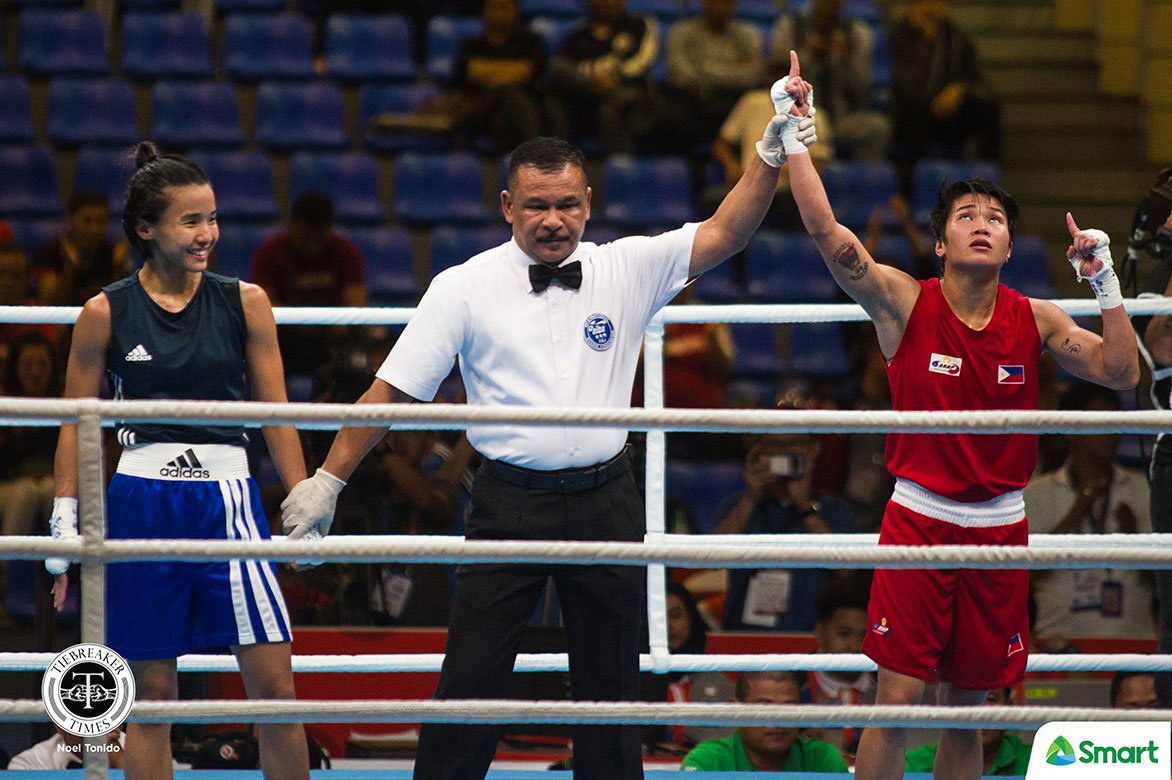 Tiebreaker Times Irish Magno breezes past HK opponent, faces Indian legend next in OQT 2020 Tokyo Olympics Boxing News  Irish Magno 2020 Asia and Oceania Olympic Boxing Qualifiers