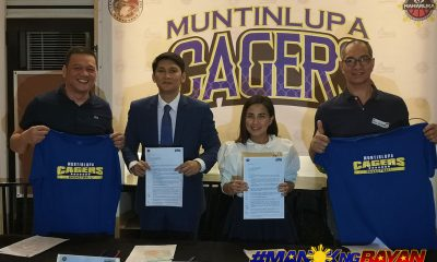 Tiebreaker Times Louie Gonzalez out to bring back 'excellence' of Muntinlupa Cagers Basketball MPBL News  Oliver Mendoza Muntinlupa Cagers Mixson Ramos Louie Gonzalez Jeff Mendoza Glenn Capacio Ethel Tacorda Eric Dela Cuesta Eddie Laure Chico Tirona