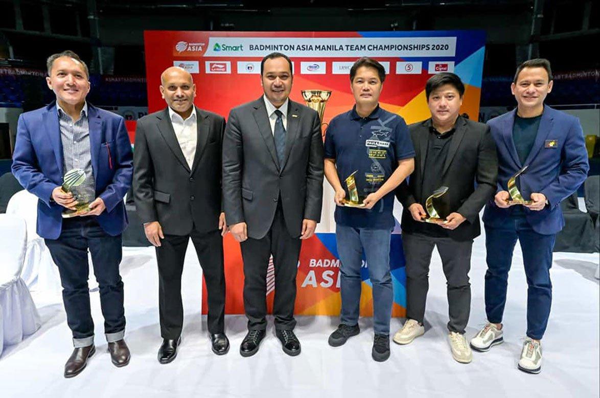 Tiebreaker Times BWF suspends 2020 Badminton Asia Manila Championships Badminton News  Philippine Badminton Association Coronavirus Pandemic Badminton World Federation 2020 Badminton Asia Championships