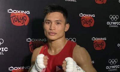 Tiebreaker Times Ian Clark Bautista scores upset to open OQT campaign 2020 Tokyo Olympics Boxing News  Ian Clark Bautista 2020 Asia and Oceania Olympic Boxing Qualifiers