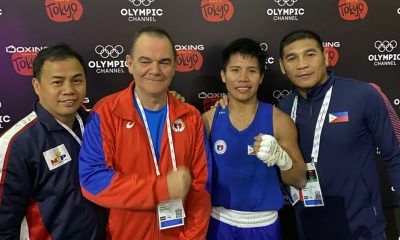 Tiebreaker Times Riza Pasuit edges Japanese foe, advances to OQT QF Boxing News  Riza Pasuit 2020 Asia and Oceania Olympic Boxing Qualifiers