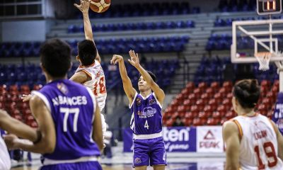 Tiebreaker Times 17 yo Reed Baclig feels pressure of being picked first in D-League Basketball News PBA D-League  Reed Baclig AMA Online Education High School Kings 2020 PBA D-League Season 2020 PBA D-League Aspirants Cup