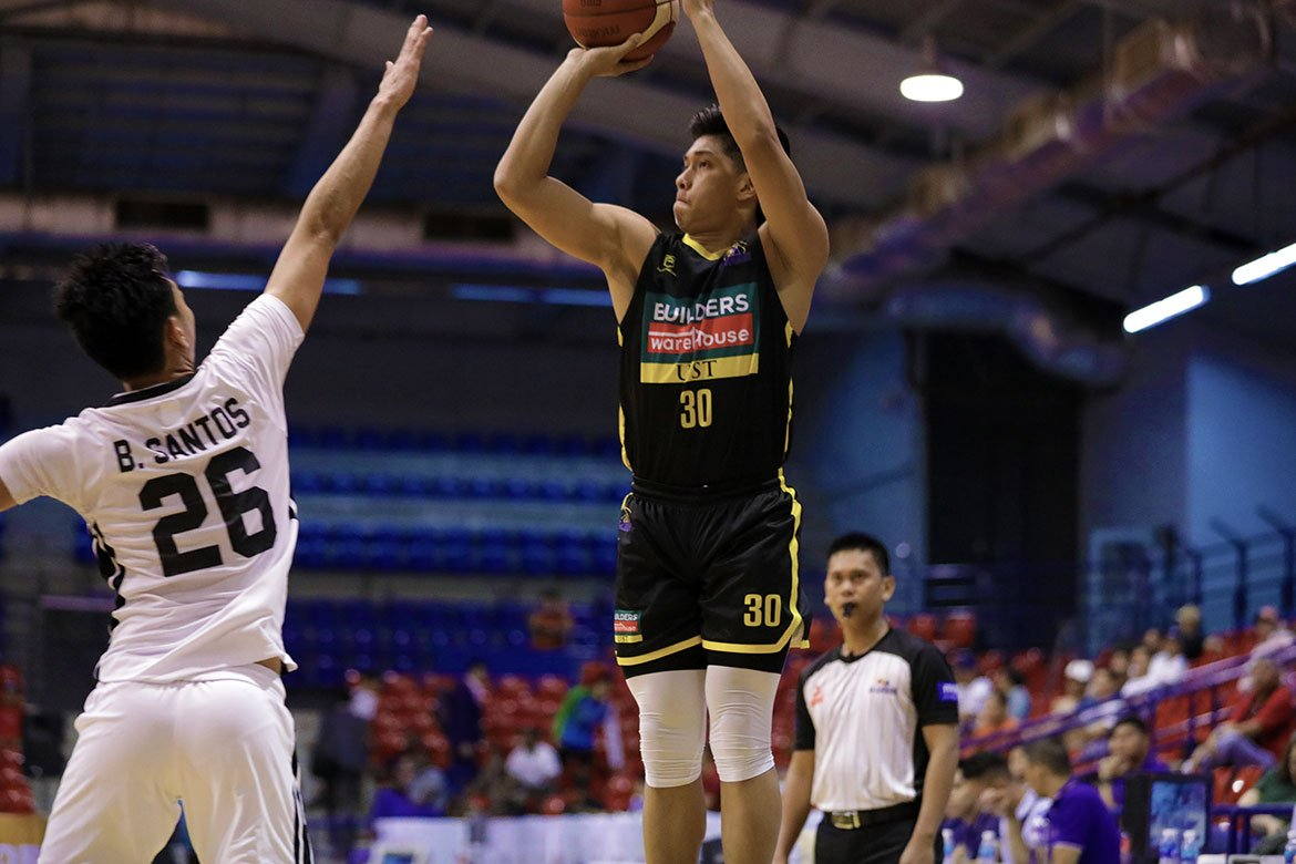 Tiebreaker Times Stats Don't Lie: Aldin Ayo and the power of the three-ball Bandwagon Wire Basketball UST  UST Men's Basketball UAAP Season 83 Men's Basketball UAAP Season 83 Aldin Ayo 2020 PBA D-League Season 2020 PBA D-League Aspirants Cup