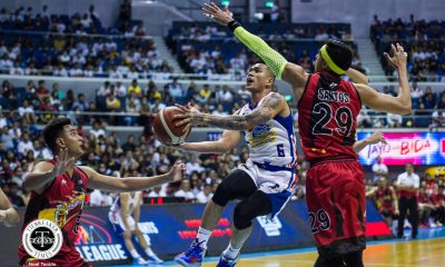 Tiebreaker Times Jio Jalalon filled with regret after playing in ligang labas Basketball News PBA  PBA Season 45 Magnolia Hotshots Jio Jalalon 2020 PBA Philippine Cup