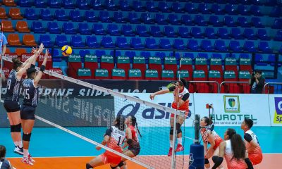 Tiebreaker Times DOH grants PSL permission to train after MECQ News PSL Volleyball  Sta. Lucia Lady Realtors PLDT Home Fibr Power Hitters Philip Juico Petron Blaze Spikers Marinerang Pilipina Generika-Ayala Lifesavers F2 Logistics Cargo Movers Coronavirus Pandemic Cignal HD Spikers Chery Tiggo Crossovers 2020 PSL Season