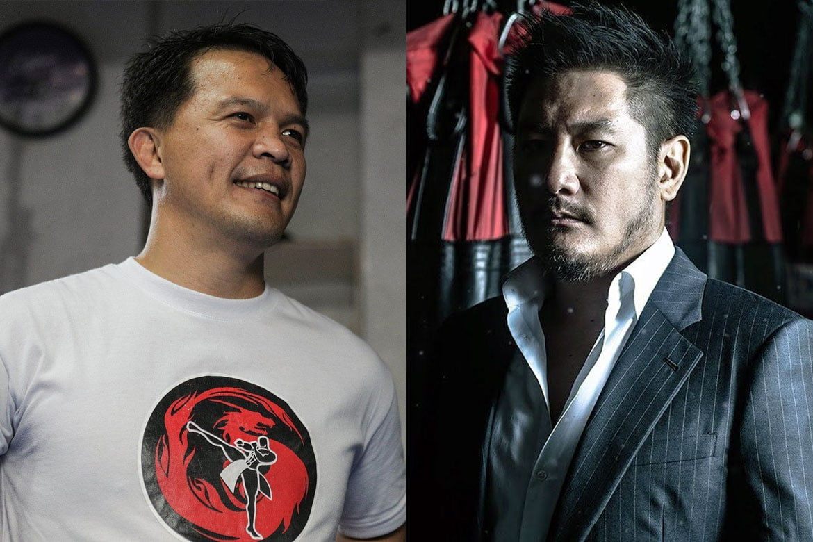 Tiebreaker Times Why Team Lakay's Mark Sangiao should join The Apprentice: ONE Championship News ONE Championship  Team Lakay Mark Sangiao Apprentice: ONE Championship