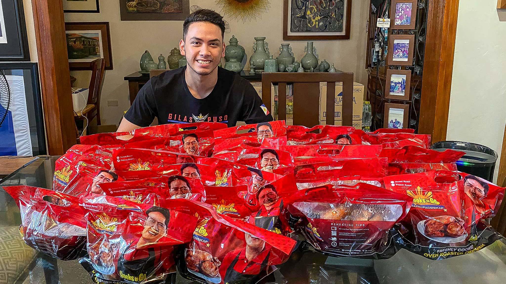 CTG-Covid-19-Food-Donation-Matt-Nieto-Cainta-Hospital-6 Matt Nieto gathers help for Cainta frontliners Basketball Gilas Pilipinas News  - philippine sports news