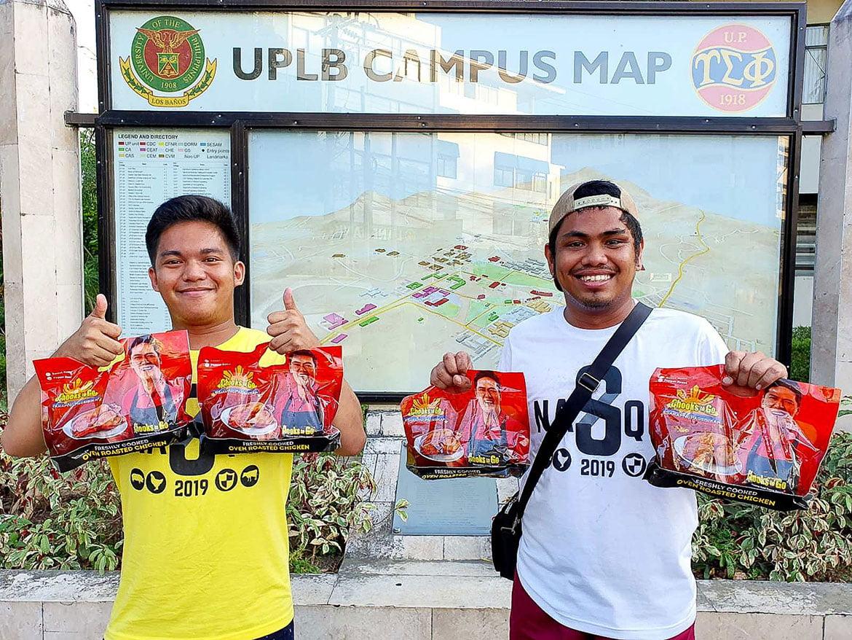Tiebreaker Times Sports patron Mascariñas makes sure UPLB dormers taken care of Chooks-to-Go Pilipinas 3x3 News  Ronald Mascarinas Coronavirus Pandemic