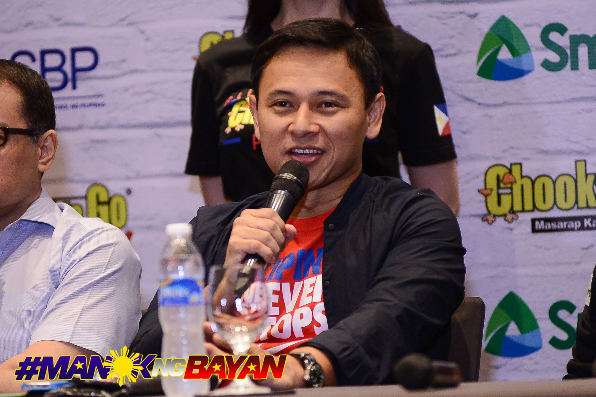 Tiebreaker Times SBP chairman Angara tests positive for COVID-19 Basketball News  Sonny Angara Samahang Basketbol ng Pilipinas Coronavirus Pandemic