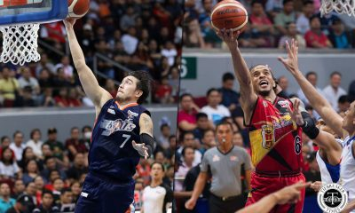 Tiebreaker Times Hodge, Ross add to Cariaso's pool for PBA's day-to-day personnel Uncategorized  PBA Season 45 Coronavirus Pandemic Cliff Hodge Chris Ross