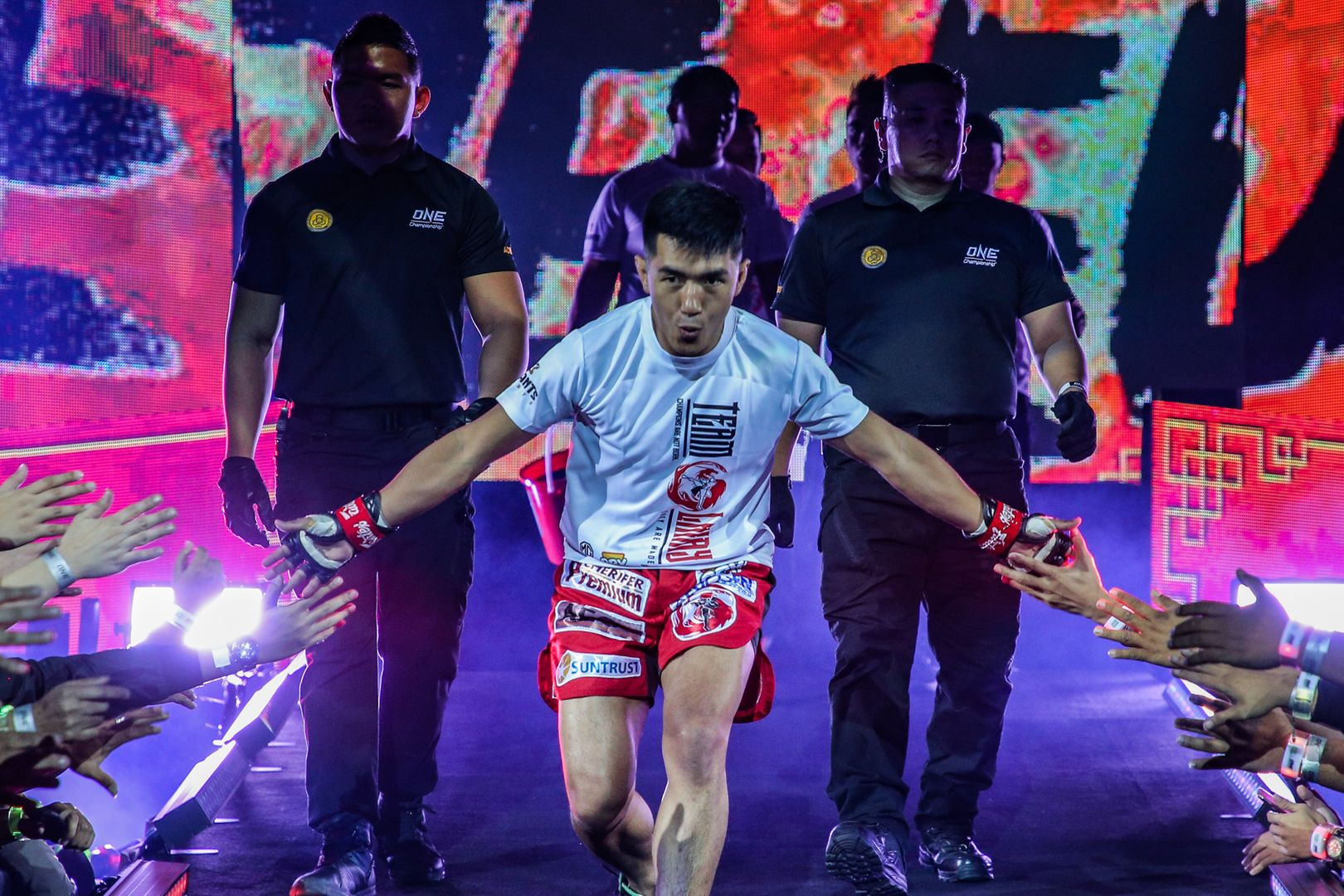 Tiebreaker Times Geje Eustaquio remains optimistic for year ahead Mixed Martial Arts News ONE Championship  Team Lakay Geje Eustaquio