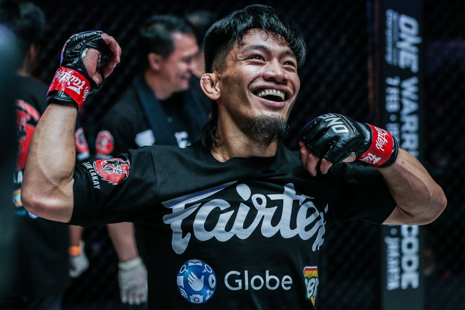 Tiebreaker Times Why Lito Adiwang's previous hobby proved to be too 'dangerous' Mixed Martial Arts News ONE Championship  Team Lakay Lito Adiwang