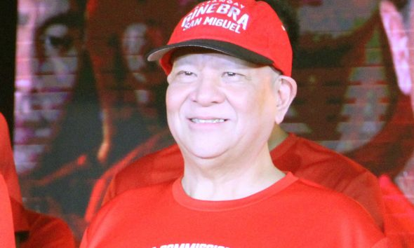 Tiebreaker Times SMC purchases P500M worth of PPEs for healthcare workers Basketball News PBA  San Miguel Corporation Ramon Ang Coronavirus Pandemic