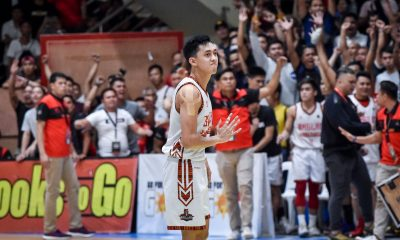 Tiebreaker Times Allyn Bulanadi was not ready to let Basilan show end Basketball MPBL News  Jerson Cabiltes Basilan Steel Allyn Bulanadi 2019-20 MPBL Lakan Cup