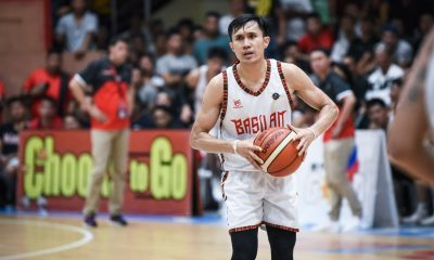 Tiebreaker Times Hesed Gabo hard on self after Basilan's Game Two loss Basketball MPBL News  Leo Gabo Basilan Steel 2019-20 MPBL Lakan Cup