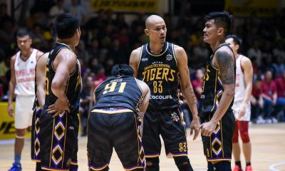 Tiebreaker Times Davao Occi owner Rep. Bautista: 'The MPBL trophy is not worth the lives of people' Basketball MPBL News  Davao Occidental Tigers Claudine Bautista 2019-20 MPBL Lakan Cup
