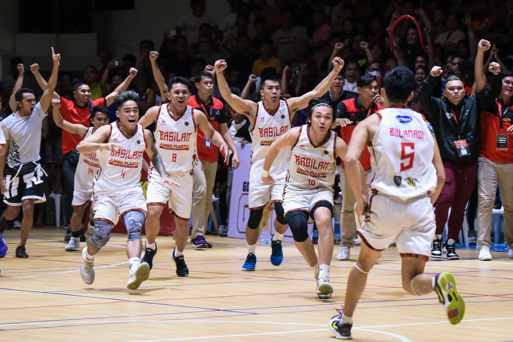 MPBL-2019-2020-Davao-vs.-Basilan-4TH-PHOTO-BASILAN Hesed Gabo goes from zero to hero for Basilan Steel Basketball MPBL News  - philippine sports news