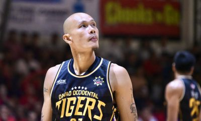 Tiebreaker Times Now fully recovered, Mark Yee preps for MPBL playoffs resumption Basketball MPBL News  Mark Yee Davao Occidental Tigers 2019-20 MPBL Lakan Cup