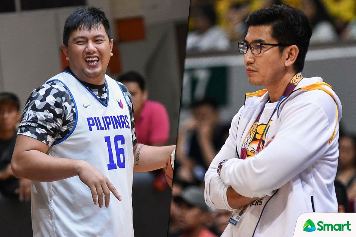 Tiebreaker Times Beau Belga to join UST Growling Tigers coaching staff Basketball News PBA D-League UST  UST-Builders Warehouse Growling Tigers UST Men's Basketball Beau Belga Aldin Ayo 2020 PBA D-League Season 2020 PBA D-League Aspirants Cup