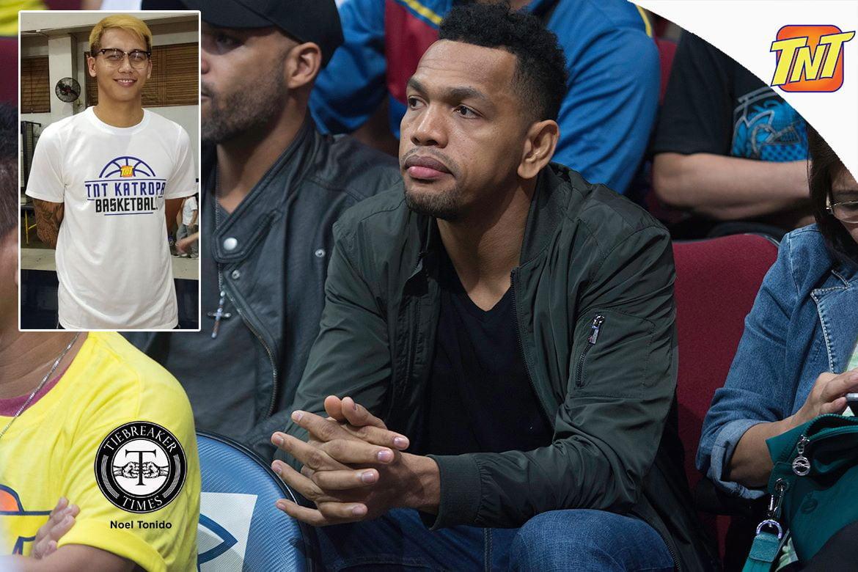 Tiebreaker Times Jayson Castro believes Poy Erram will propel to new heights Basketball News PBA  TNT Katropa PBA Season 45 JP Erram Jayson Castro 2020 PBA Philippine Cup