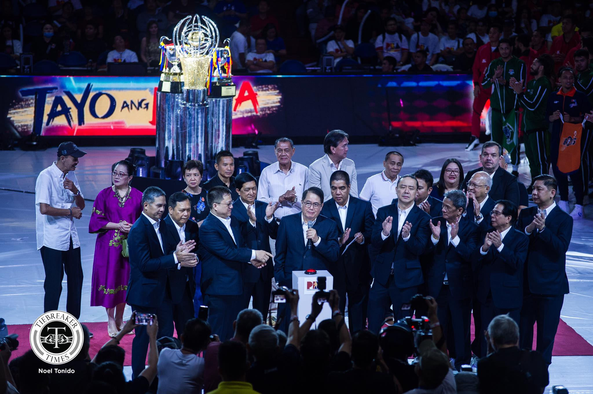 Tiebreaker Times PBA suspends games due to coronavirus crisis Basketball News PBA PBA 3X3 PBA D-League  PBA Season 45 Coronavirus Pandemic 2020 PBA Philippine Cup 2020 PBA D-League Season 2020 PBA D-League Aspirants Cup 2020 PBA 3x3 Philippine Cup