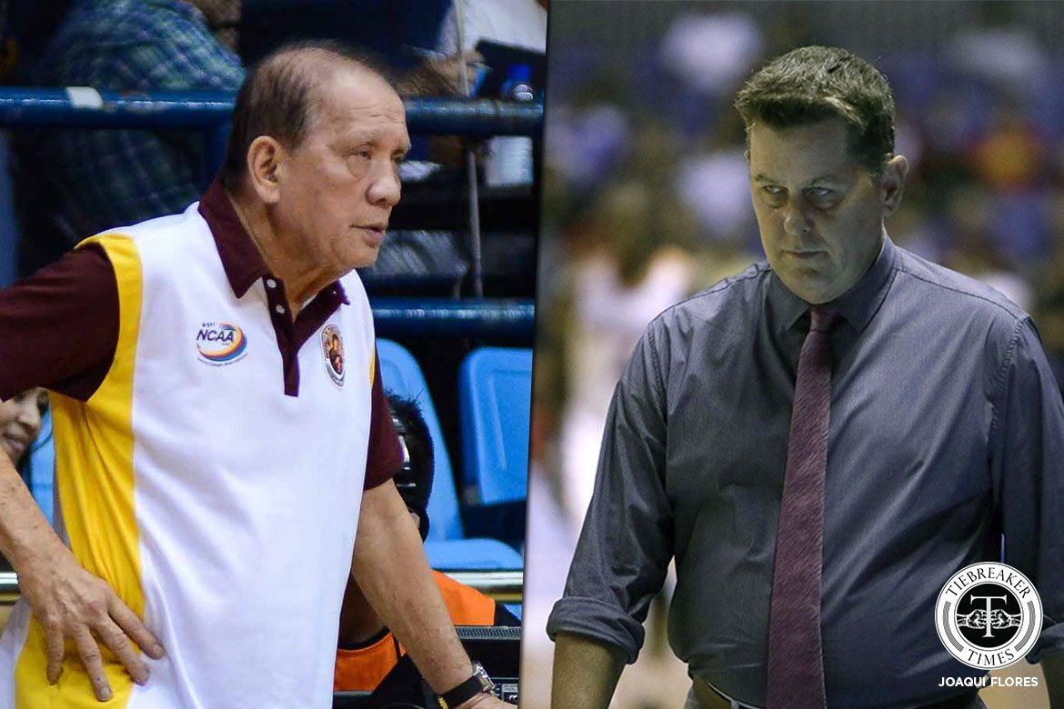 Tiebreaker Times Tim Cone pays tribute to 'incredibly underrated' mentor Aric Del Rosario Basketball News PBA  Tim Cone Aric del Rosario