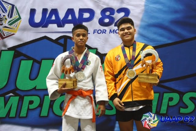 Tiebreaker Times UST Boys, UE Girls successfully defend UAAP HS Judo crowns DLSU Judo News UAAP UE UST  Zoey Itliong Yvan Ayalin UST Boys' Judo UE Girls' Judo UAAP Season 82 Judo UAAP Season 82 Rael Abujos Mary Joy Baldos Knoxville Lining Joshua Quinzon Joemari-heart Rafael FEU Boys Judo DLSZ Girls Judo DLSZ Boys Judo Denise Pidlaoan