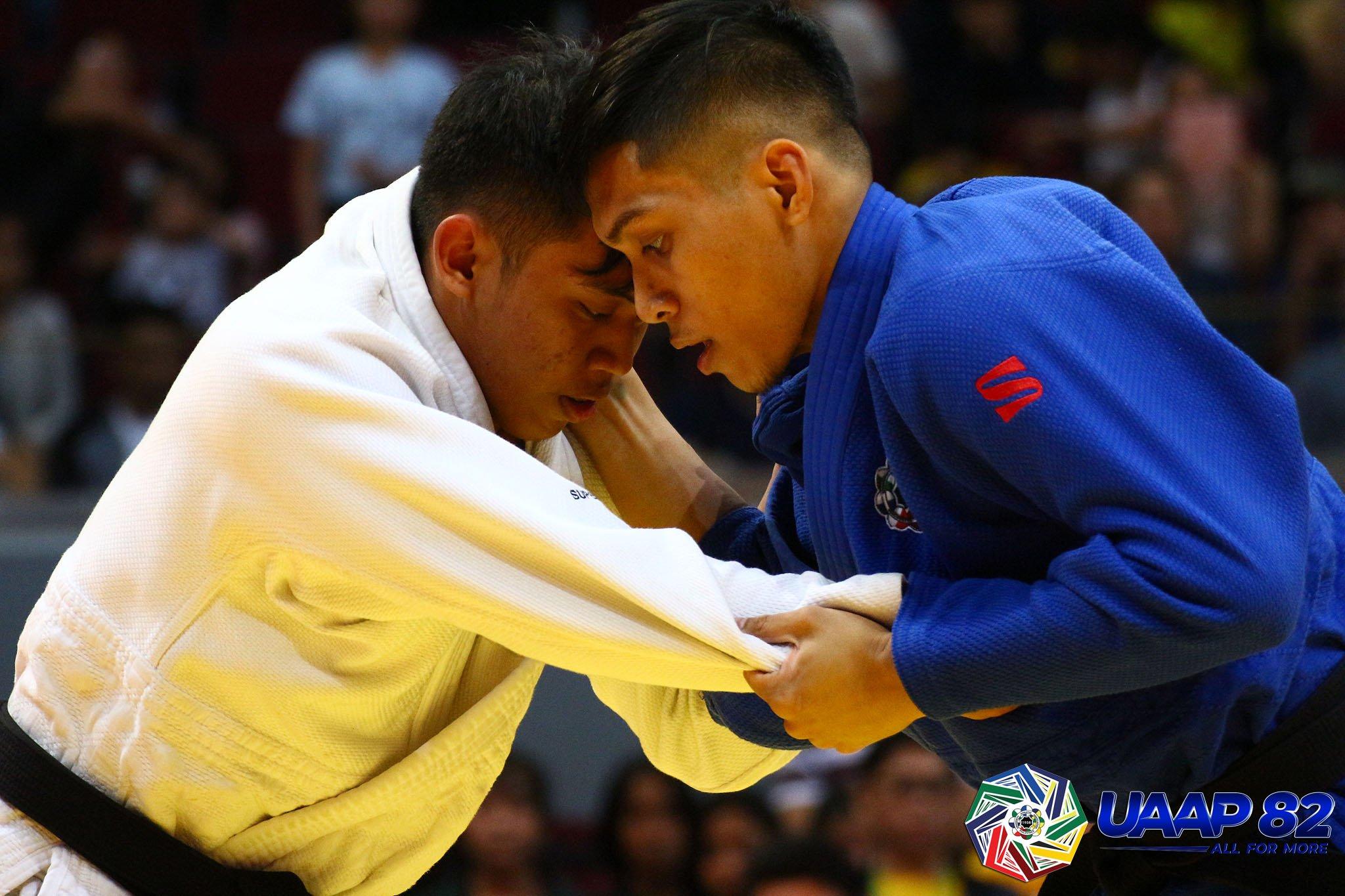 UAAP-82-Mens-Judo-Minus-66-HLW-Final-UP-v-UST-Benavides-Figueroa Rookie Ligero, senior Lorenzo lift UST to UAAP Judo four-peat ADMU Judo News UAAP UP UST  - philippine sports news