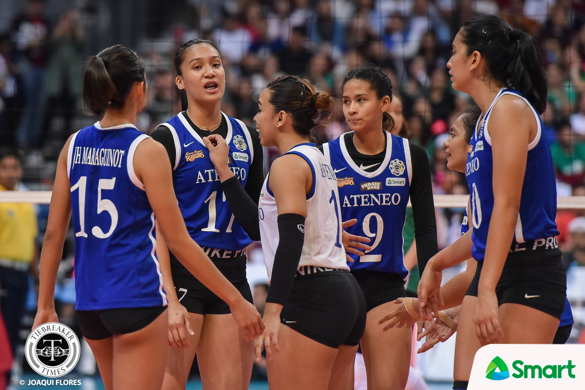 Tiebreaker Times Ateneo Lady Eagles morale down as Almadro braces for tough task ahead ADMU News UAAP Volleyball  UAAP Season 82 Women's Volleyball UAAP Season 82 Oliver Almadro Ateneo Women's Volleyball