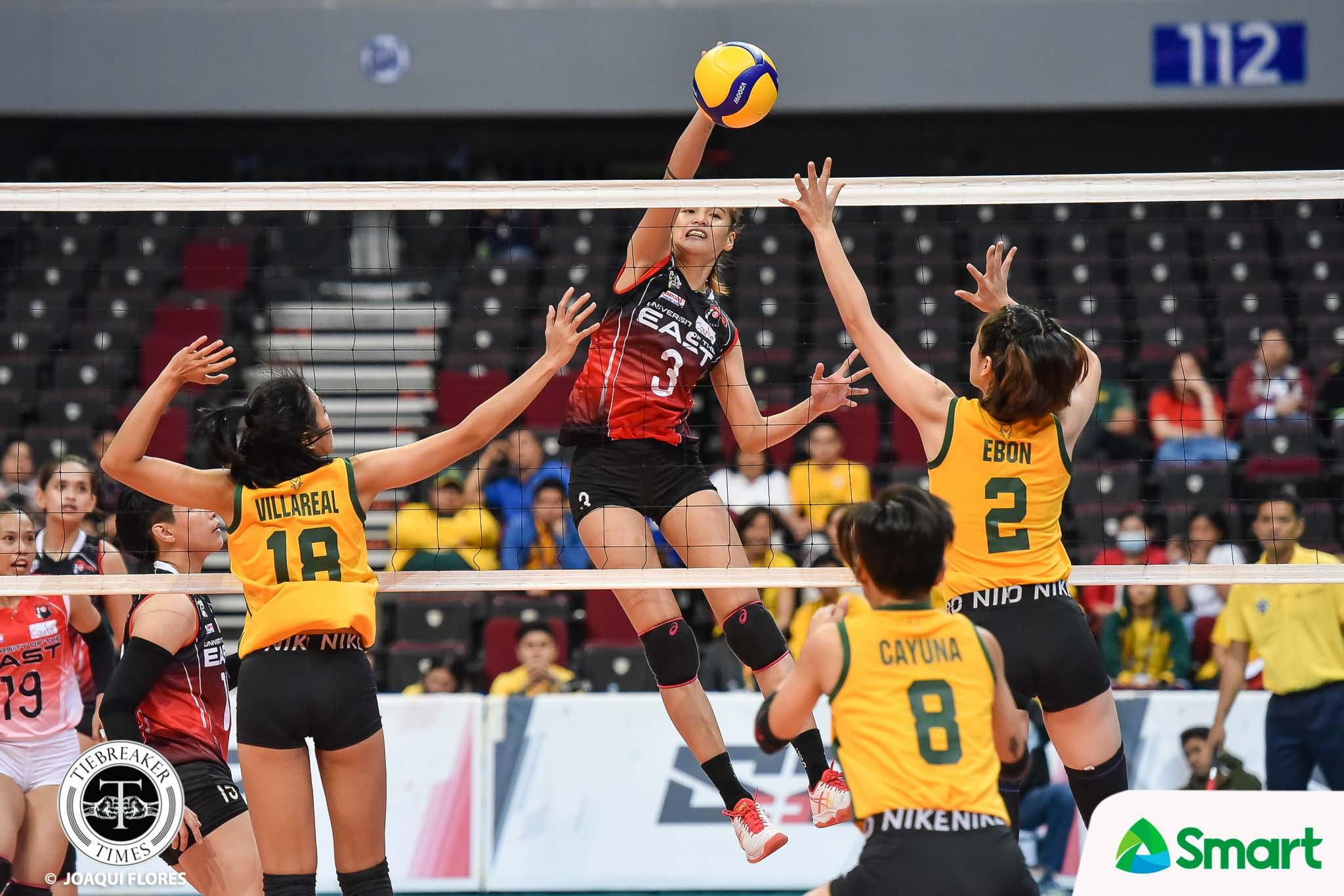UAAP-82-Volleyball-FEU-vs.-UE-Gabarda-7423 PLDT picks up Generika's Soyud, Basas, Gabarda, San Beda's Viray NCAA News PVL SBC UAAP UE Volleyball  - philippine sports news