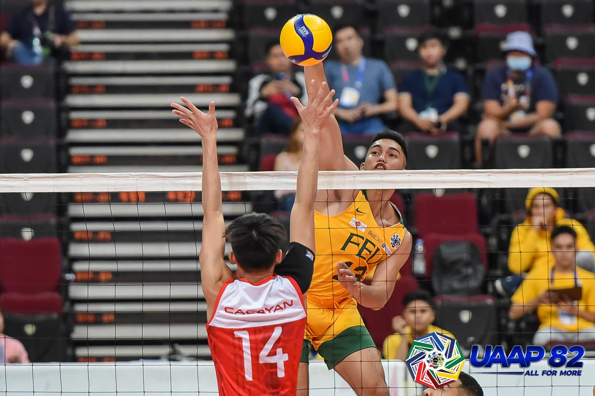 Tiebreaker Times Former UAAP Boys' MVP JJ Javelona introduces self in collegiate scene FEU News UAAP Volleyball  uaap season 82 men's volleyball UAAP Season 82 JJ Javelona FEU Men's Volleyball