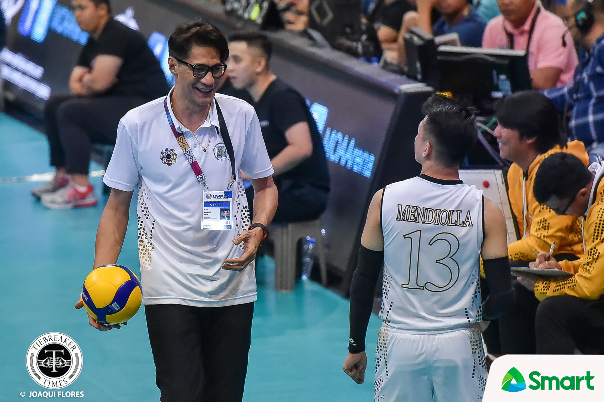UAAP-82-Volleyball-FEU-vs.-UST-Odjie-Mamon-0049 Chemistry key for Rebisco, Choco Mucho heading to AVC, says Mamon News Volleyball  - philippine sports news