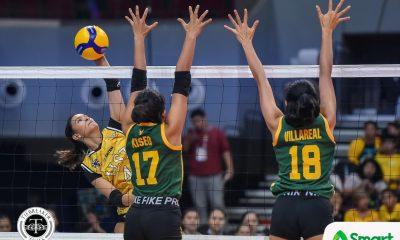 Tiebreaker Times Caitlin Viray, KR Guzman put up fundraising drive for Cavite Beach Volleyball News UST  Kris Roy Guzman Coronavirus Pandemic Caitlyn Viray