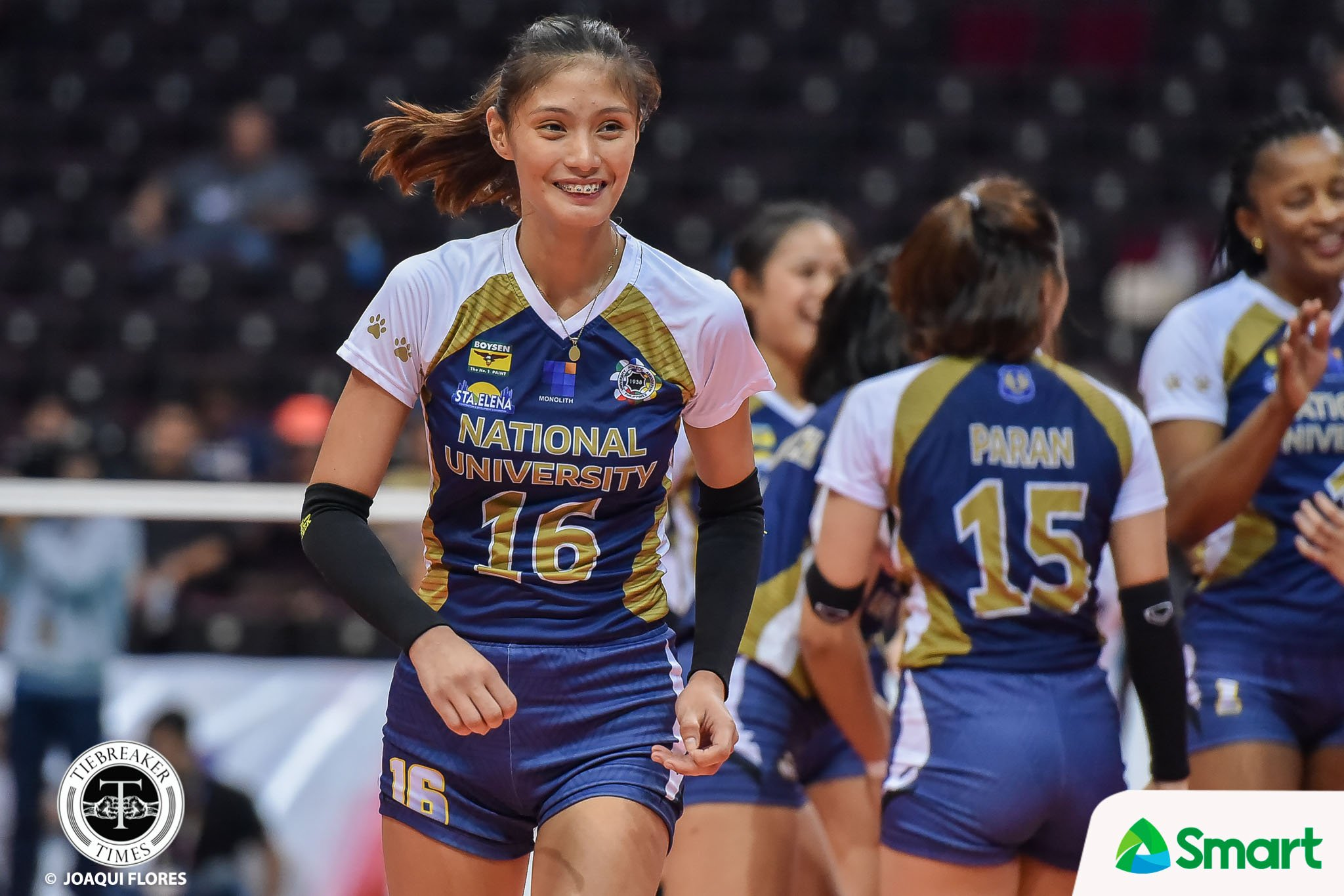 Tiebreaker Times No qualms for NU Lady Bulldogs despite promising UAAP campaign cut short News NU UAAP Volleyball  UAAP Season 82 Women's Volleyball UAAP Season 82 NU Women's Volleyball Norman Miguel