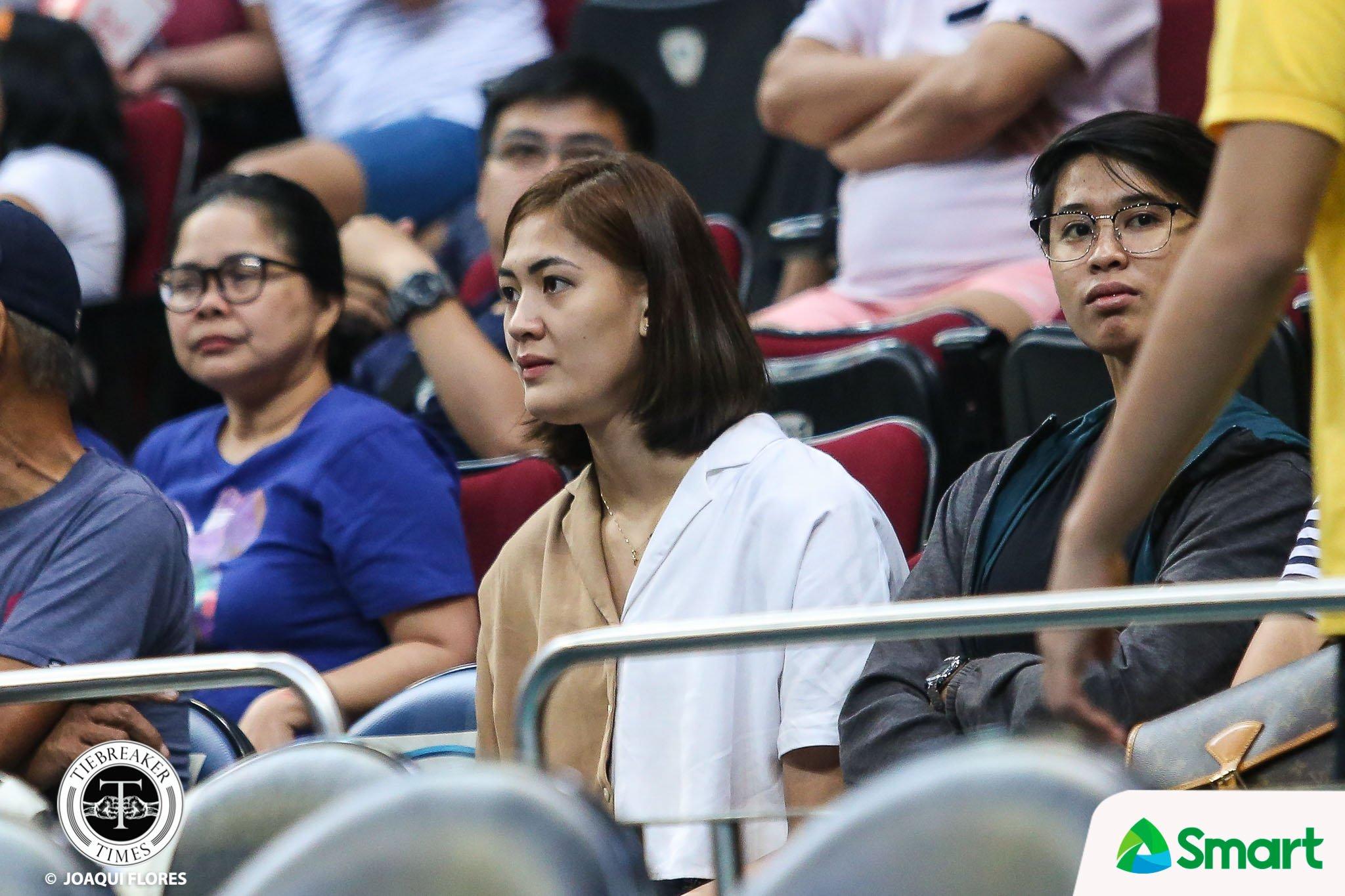 UAAP-82-Volleyball-NU-vs.-ADU-Santiago-0445 Jaja Santiago bares decision to suit up for Ageo Medics, Chery Tiggo News PSL Volleyball  - philippine sports news