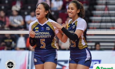 Tiebreaker Times In final year, Audrey Paran aspires to be reliable presence for NU News NU UAAP Volleyball  UAAP Season 82 Women's Volleyball UAAP Season 82 NU Women's Volleyball Audrey Paran