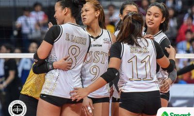 Tiebreaker Times UST assures student-athletes keep scholarships for first term News UAAP UST  UST IPEA UAAP Season 83 Fr. Richard G. Ang OP Fr. Ermito G. De Sagon OP Coronavirus Pandemic