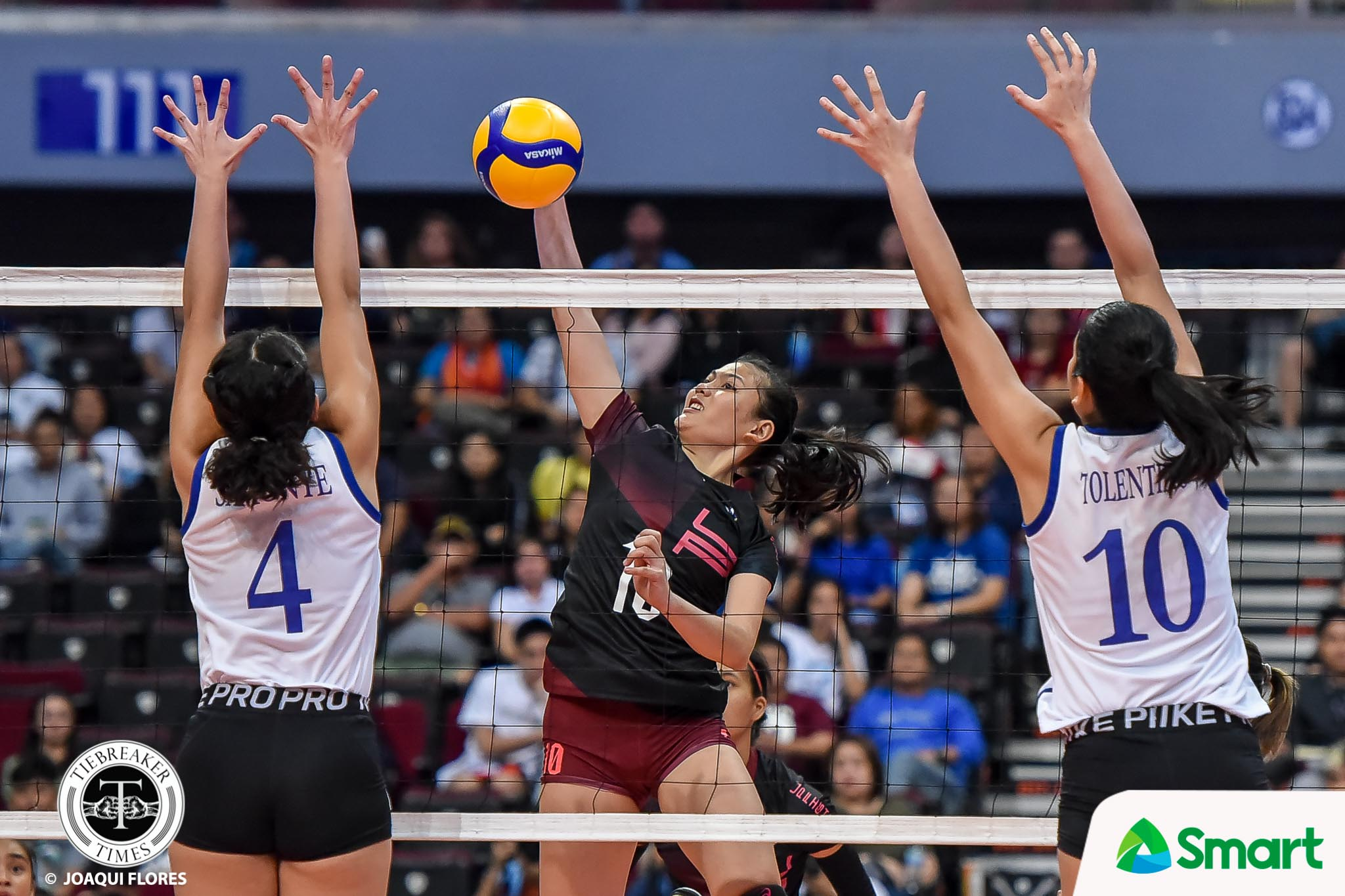 Tiebreaker Times After dismal UAAP 82 debut, Isa Molde shows way for UP Fighting Maroons News UAAP UP Volleyball  UP Women's Volleyball UAAP Season 82 Women's Volleyball UAAP Season 82 Isa Molde