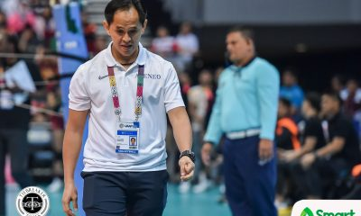 Tiebreaker Times Oliver Almadro wary of rookie-laden La Salle ADMU News UAAP Volleyball  UAAP Season 82 Women's Volleyball UAAP Season 82 Oliver Almadro Ateneo Women's Volleyball