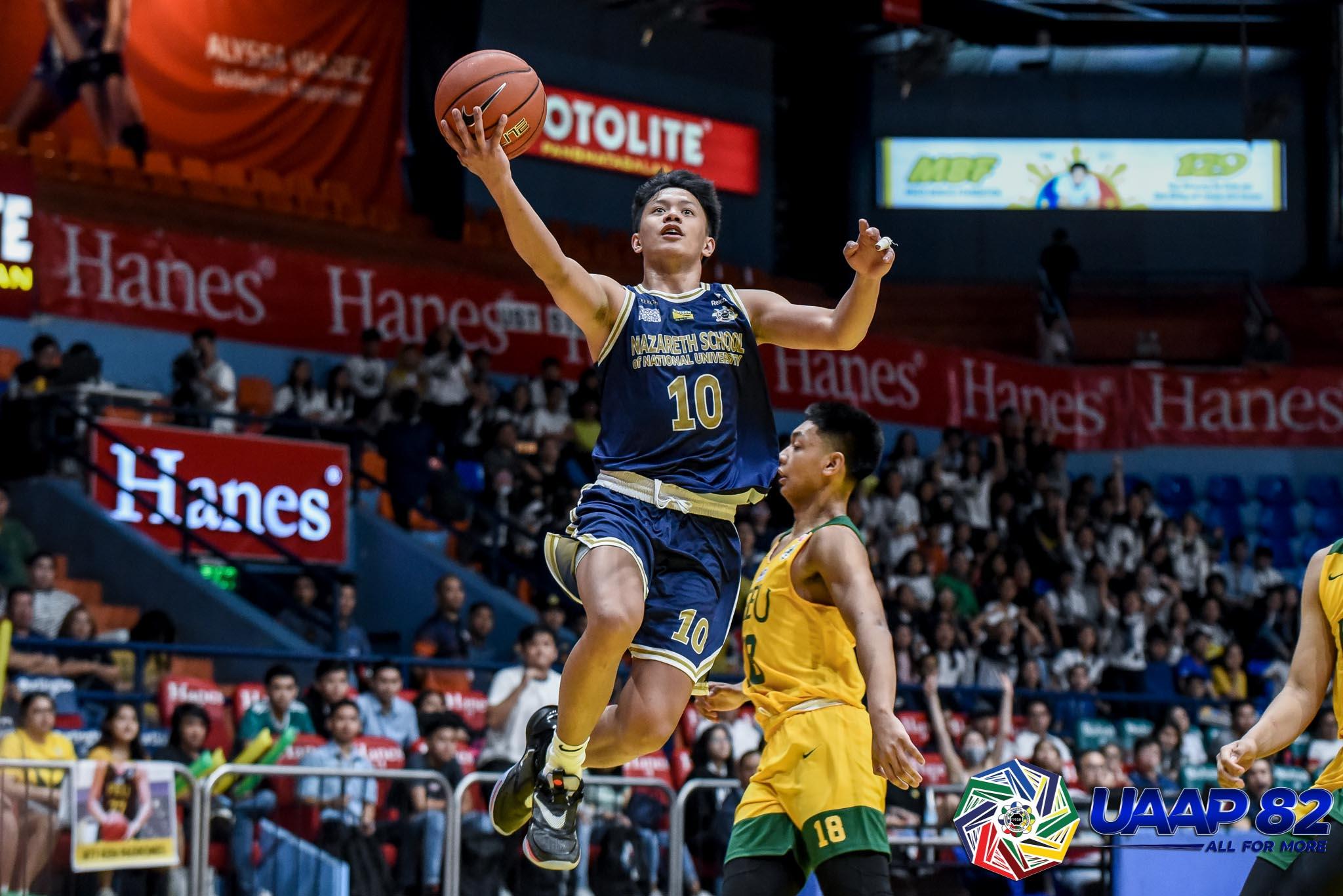 UAAP82-BOYS-BB-FINALS-12TH-PHOTO-NU-FORTEA Fortea, Figueroa, Estacio lead crack UAAP HS class of '21 ADMU Basketball FEU News NU UAAP UP UST  - philippine sports news
