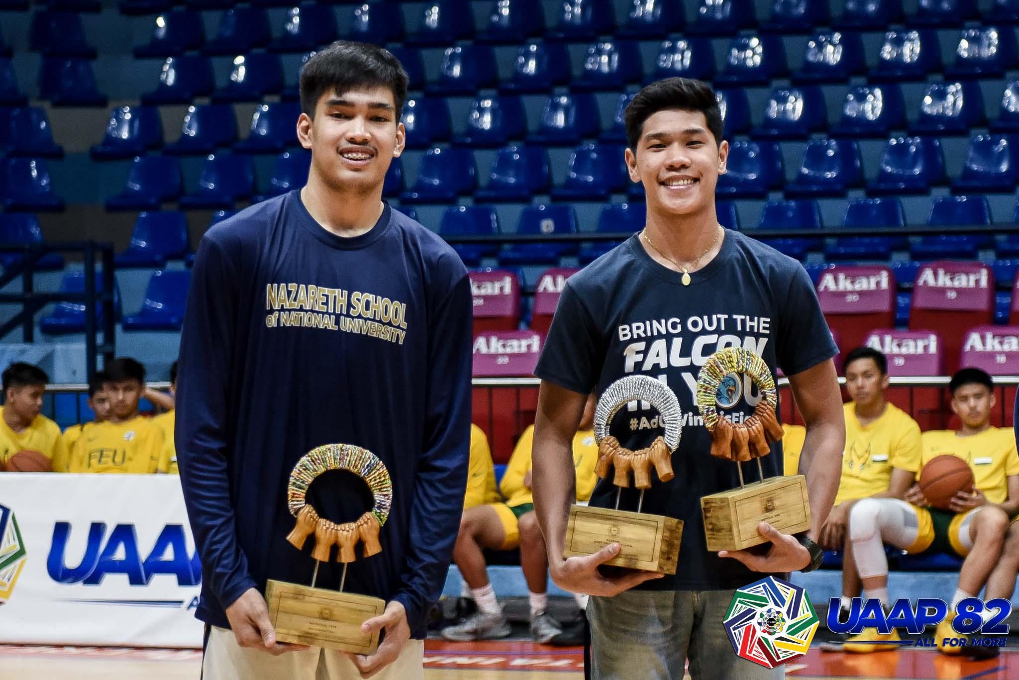UAAP82-BOYS-BB-M5-5TH-PHOTO-MYTHICAL-TEAM Jake Figueroa hailed as prince of UAAP basketball ADMU AdU Basketball News NU UAAP UP  - philippine sports news