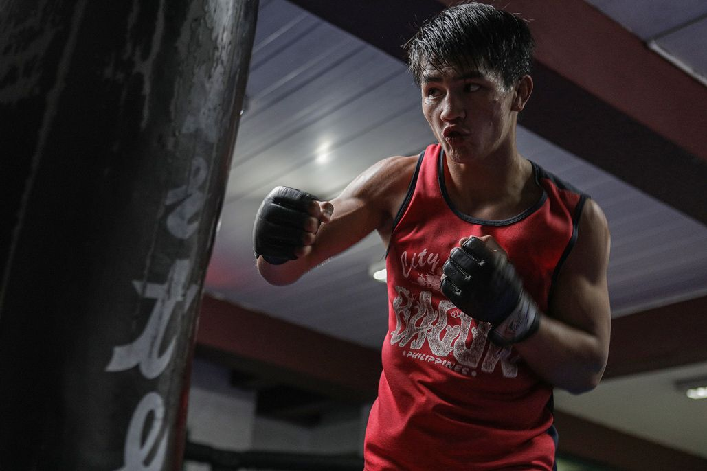 Tiebreaker Times Danny Kingad looks to finish college degree and focus on ONE Mixed Martial Arts News ONE Championship  Team Lakay Geje Eustaquio