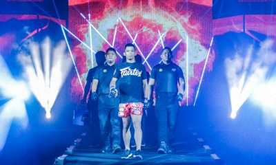 Tiebreaker Times What changed for Honorio Banario during the ECQ? Mixed Martial Arts News ONE Championship  Team Lakay Honorio Banario Coronavirus Pandemic