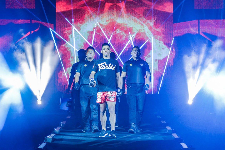 Tiebreaker Times What changed for Honorio Banario during the ECQ? Mixed Martial Arts News ONE Championship  Team Lakay Honorio Banario Coronavirus Pandemic