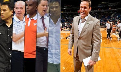 Tiebreaker Times Bill Bayno looks back on clashes with Filipino coaches: 'Lot of 'em kicked my ass' Basketball News PBA  Yeng Guiao Tim Cone Ryan Gregorio Norman Black Chot Reyes Bill Bayno