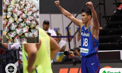 Tiebreaker Times Troy Rosario gives back during Easter Sunday Basketball News PBA  Troy Rosario Coronavirus Pandemic