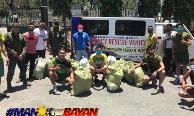 Tiebreaker Times Bacoor Strikers give back to Army frontliners Basketball MPBL News  Strike Revilla Coronavirus Pandemic Bacoor Strikers