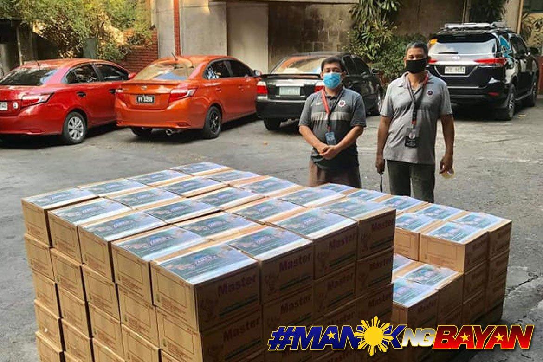 Covid-19-action-Chooks-MPBL-Lakan-Zamboanga-Familys-Brand-Sardines-2 Nueva Ecija, Davao Occi add to MPBL day-to-day staff relief Basketball MPBL News  - philippine sports news
